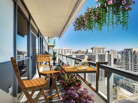 Lo mejor de 2020: balcones y terrazas que nos enamoraron (e ilusionaron) durante el confinamiento
