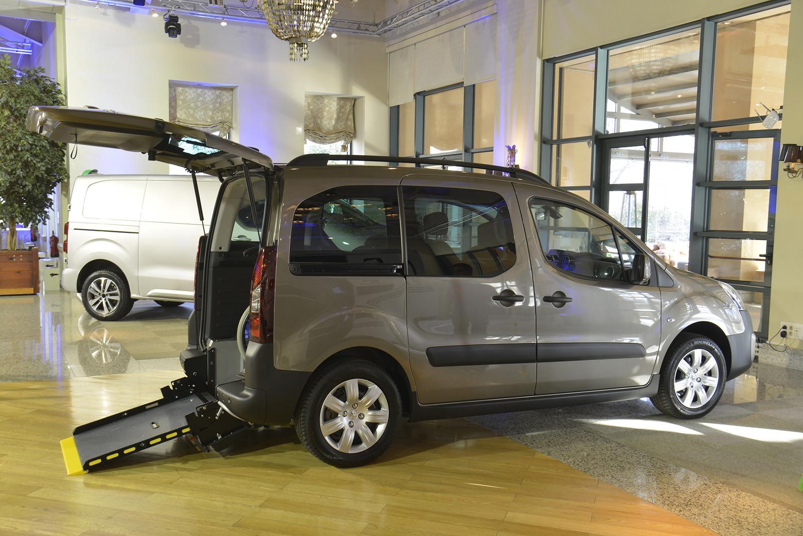 Foto de Peugeot gama comerciales y transformados (11/42)