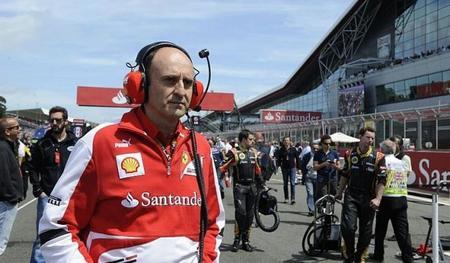 Luca Marmorini se encargará del departamento de motores de Renault Sport