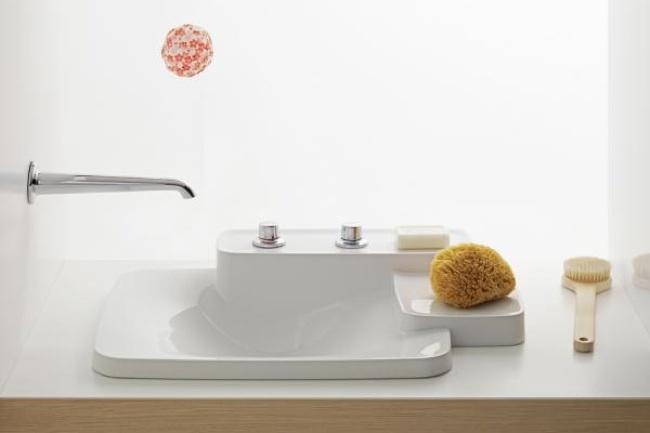 Los baños de Bouroullec