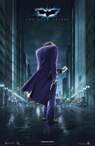 El Joker de nuevo en The Dark Knight