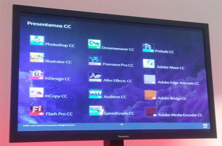 Adobe anuncia Photoshop CC y el resto de la suite creativa de Adobe (Actualizado)