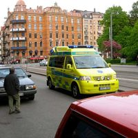 Las ambulancias suecas se hacen oír: avisarán de su paso irrumpiendo en la reproducción de música de los carros