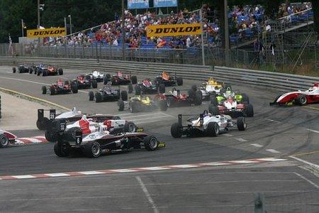 Calendario definitivo de la F3 Euroseries