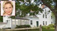 Las casas de los Famosos: Renée Zellweger vende su casoplón en Connecticut