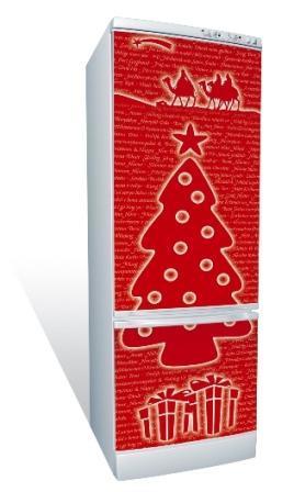 arbol de navidad panel imán frigorífico