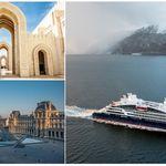 Embarcarse con el museo más visitado del mundo es posible: llegan los cruceros culturales del Louvre
