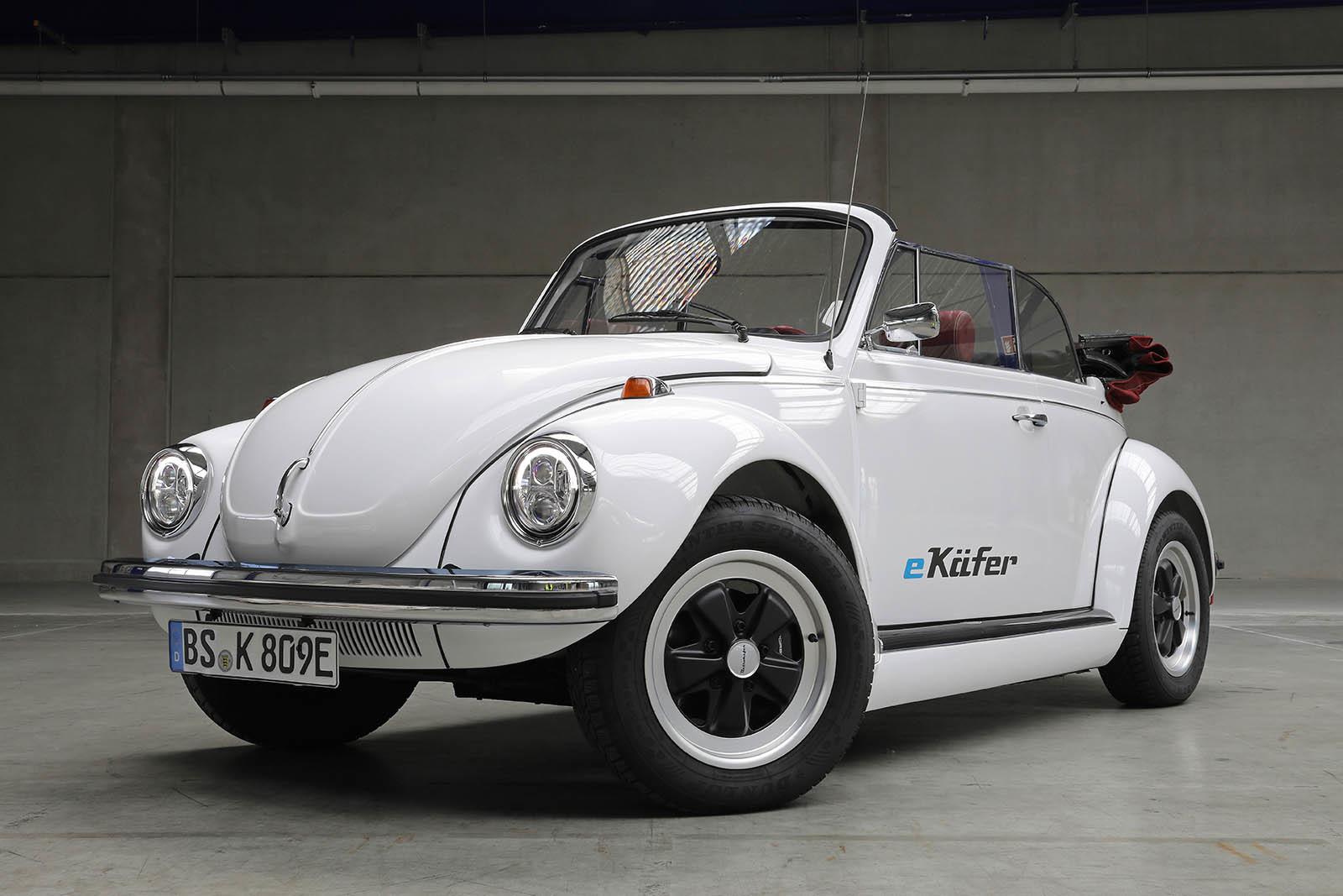 Foto de Volkswagen e-Beetle (11/19)