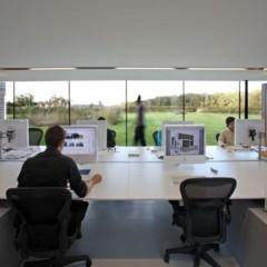 Foto 14 de 19 de la galería espacios-para-trabajar-nicolas-tye-architects en Decoesfera