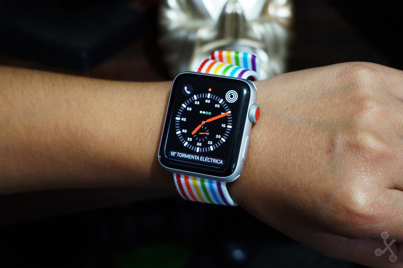 7c86d7ca5312 Probamos el Apple Watch Series 3 con LTE  así es vivir en México con un  smartwatch que no depende del smartphone