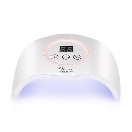 Lámpara LED UV para secado de uñas profesional en casa por 18,99 euros y envío gratis en Amazon