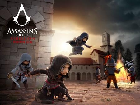 Probamos 'Assassin's Creed Rebellion': los asesinos más 'cuquis' de toda la saga