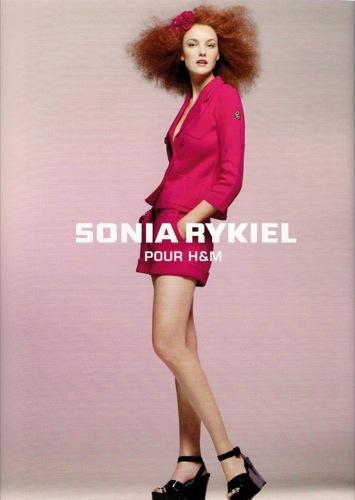 Colección exclusiva de Sonia Rykiel para HM, Primavera-Verano 2010. Shorts