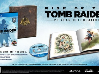 Rise of the Tomb Raider llegará a PS4 en octubre y será compatible con PlayStation VR (actualizado)
