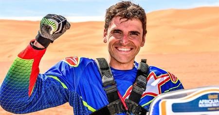 Nacho Sanchis Rally Merzouga Viernes 2