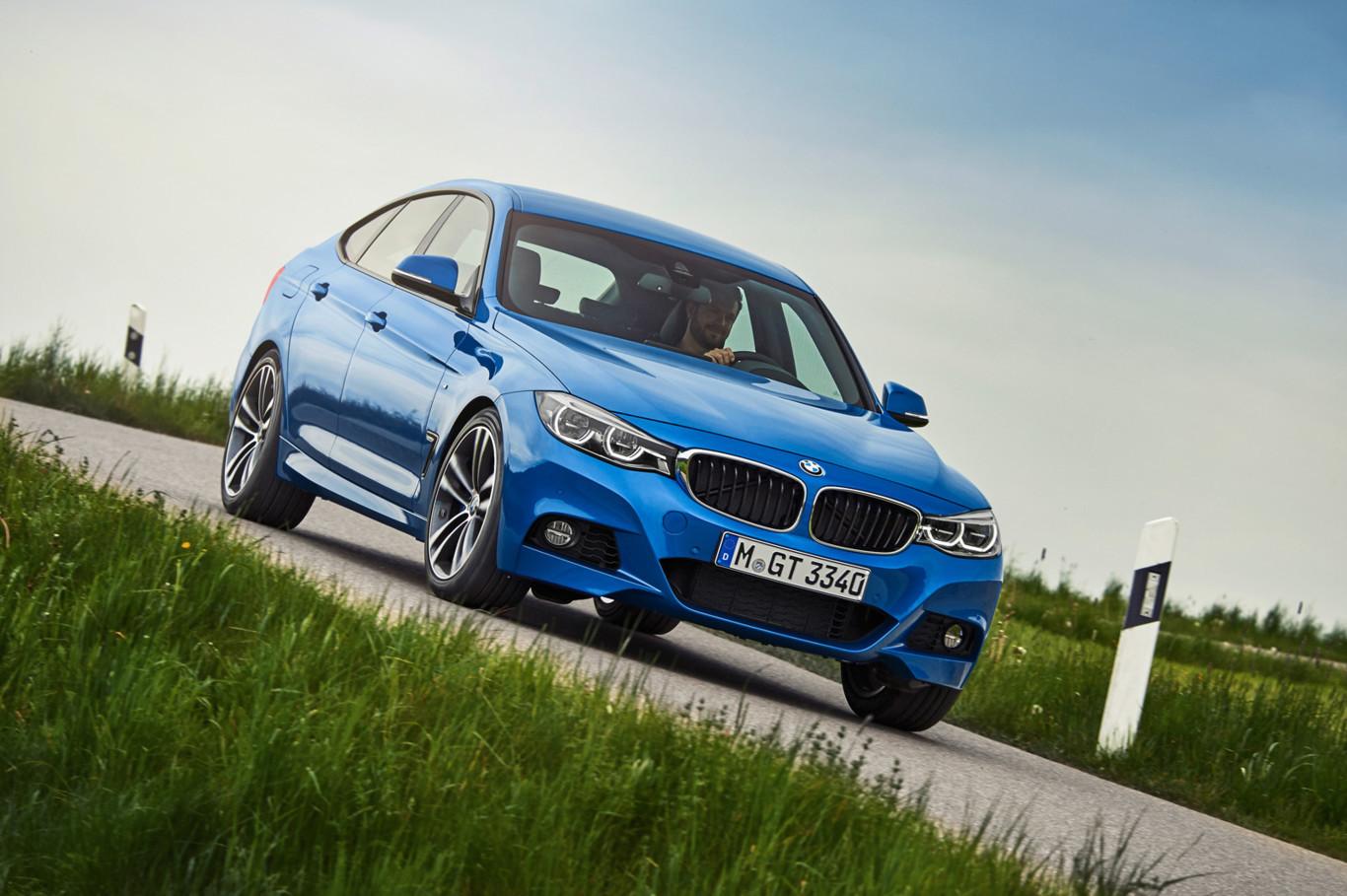 Foto de BMW Serie 3 Gran Turismo (4/8)