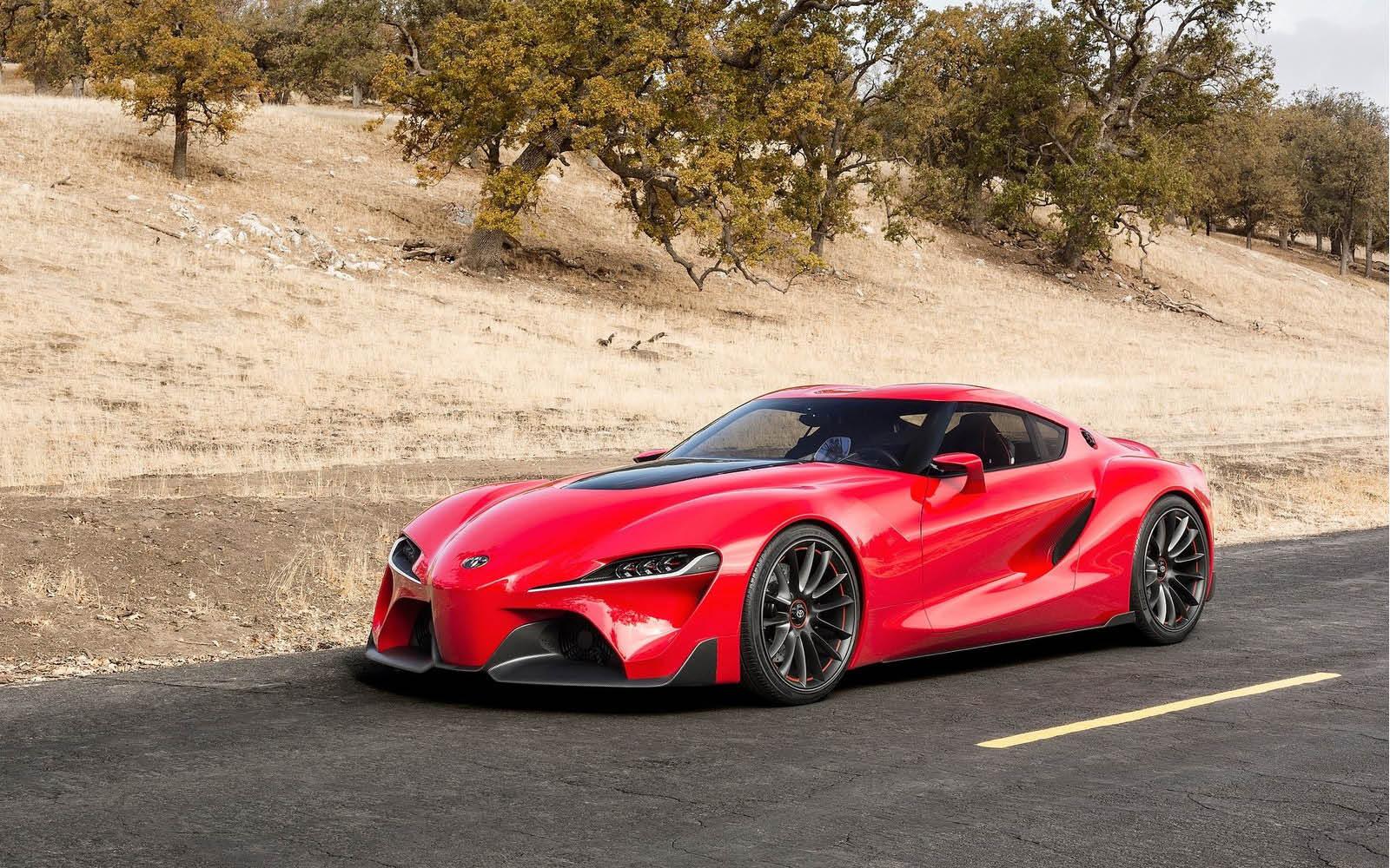 Foto de Toyota FT-1 Concept (3/31)