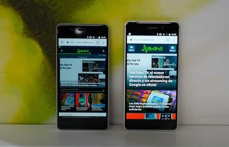 Nokia 5 Nokia 6 Impresiones