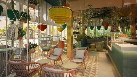 Café Aromes, un hermoso escaparate en el Hotel Catalonia Costa Mujeres en la Riviera Maya