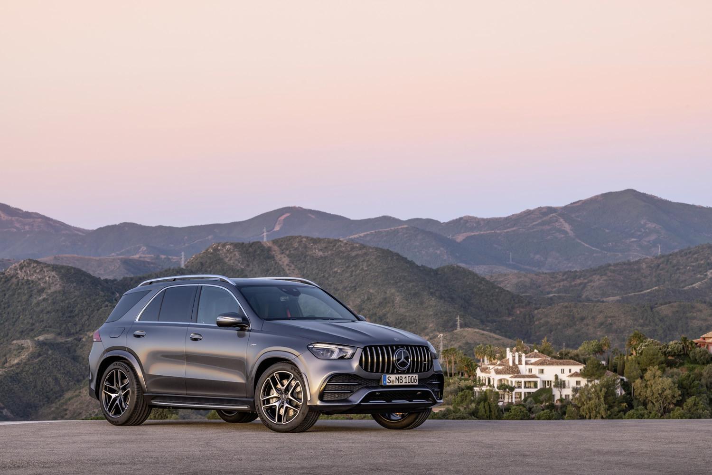 Foto de Mercedes-AMG GLE 53 4MATIC+ 2019 (18/44)