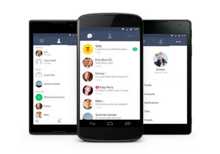 Line Lite, la versión reducida de la app que aligera el uso de almacenamiento y datos