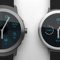 Los dos smartwatches de Google son realidad y llegarán en el primer trimestre del 2017