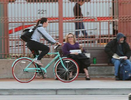 Bicicleta-chica