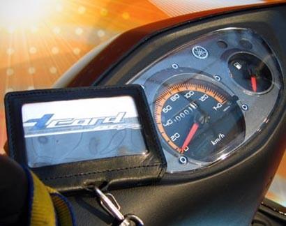 Yamaha GTR125 sin llave