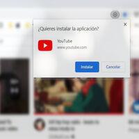 YouTube ya puede instalarse como una aplicación web progresiva: así puedes hacerlo