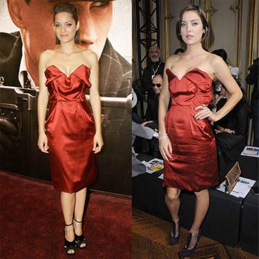 Vestido de Vivienne Westwood: ¿Marion o Jessica?