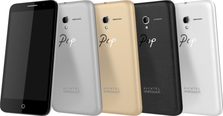 Los Alcatel Pop 3 llegan a España para echar más madera a la competida gama de entrada