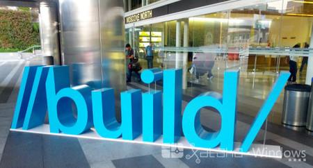 Build 2013: calentando motores