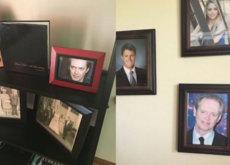 Trolleo nivel: poner a Steve Buscemi en las fotos familiares sin que nadie se de cuenta