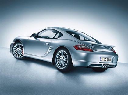 Aerokit para el Porsche Cayman