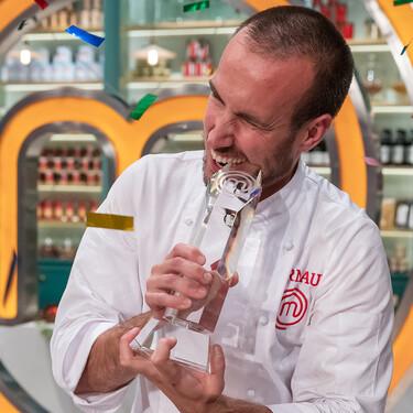 Arnau gana MasterChef 9 sorprendiendo con un menú de alta cocina que homenajea a sus abuelos