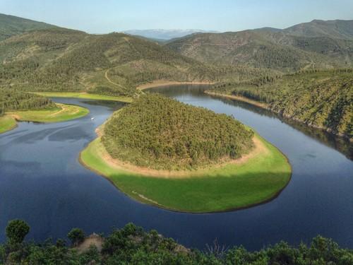 Norte de Extremadura: el paisaje del agua en Las Hurdes