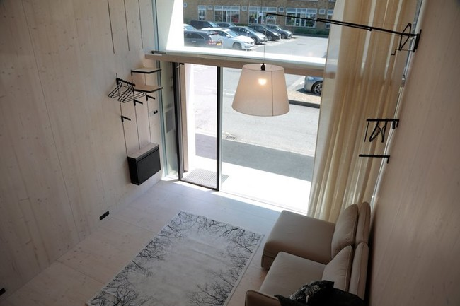 Prefab House Interior 2