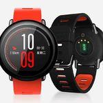 Reloj deportivo Xiaomi AmazFit, con GPS y sensor de ritmo cardíaco, por 104 euros y envío gratis