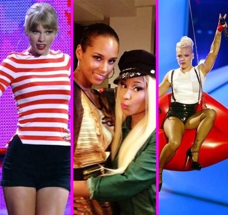 ¡Vuelven los VMA de MTV!, ¡Una de actuaciones musicales!