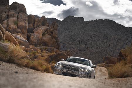 ¡Vientos despiadados e infernales desiertos! Así de extremas son las pruebas finales del BMW Serie 3 2020