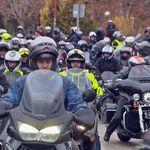 'Madrid en moto sí': 7.000 motoristas han salido a la calle para reclamar una alternativa a Madrid Central
