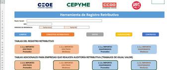 Así funciona la herramienta de Igualdad Retributiva para que las empresas cumplan con el registro salarial