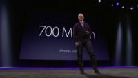 Las cifras de la presentación de Apple
