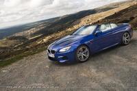 BMW M6 Cabrio F12, prueba (exterior e interior)