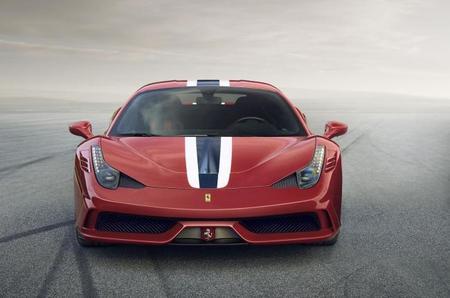 Ferrari podría estar preparando versión Spider del 458 Speciale