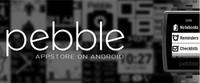 La tienda de aplicaciones Pebble también llega a Android