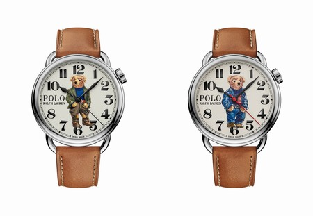 Ralph Lauren Polo Bear Watch Collection Fall Winter 2019 02