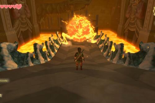 Cómo derrotar a Malócula en Zelda: Skyward Sword HD
