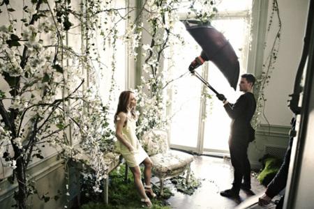 H&M es verde con Vanessa Paradis. La moda ecológica en la colección Conscious