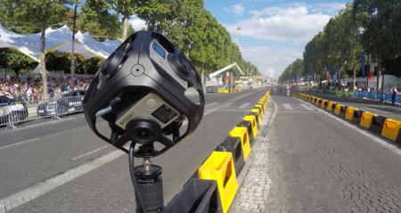 Llega Omni, grabar contenido 360 8K con seis cámaras GoPro ya es posible